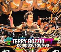TERRY BOZZIO - COMPOSER SERIES  4 CD+BLU-RAY NEW+