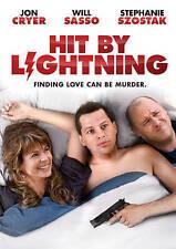 Hit by Lightning (DVD, 2015) Jon Cryer William Sasso Stephanie Szostak