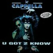 Cappella U got 2 know (1994) [CD]