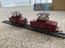 TRIANG Electric locomotives 2X RARE Transcontinental Loco's (one Working)