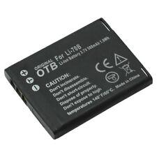 Ersatz Akku Li-70B Li-Ion für Olympus FE-4040  Accu Battery 8003693