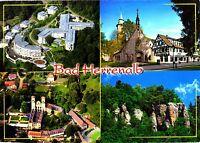 Bad Herrenalb im Schwarzwald , Ansichtskarte ; gelaufen