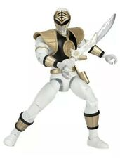 POWER RANGERS LEGACY COLLECTION MIGHTY MORPHIN' WHITE RANGER SEALED