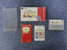 Final Fantasy Nintendo SNES NTSC-J (Japan) Video Games