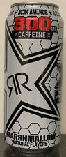 NEW ROCKSTAR XDURANCE MARSHMALLOW PERFORMANCE ENERGY DRINK 16 FL OZ FULL CAN