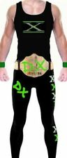 Wrestling Theme D Generation X Mens Fancy Dress Costume Party HHH Xpac WWF WWE