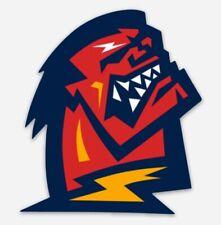 XFL Orlando Rage Custom Logo Die Cut Magnet for Fridge or Toolbox Football