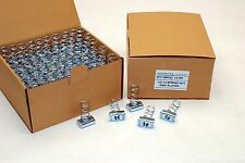 (100) Strut Channel Nuts 1/2-13 Standard Spring Zinc Plated Unistrut Nut