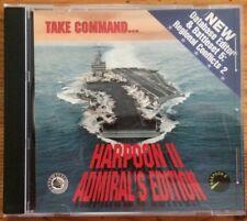 Harpoon II Admiral's Edition (PC game, 1996)