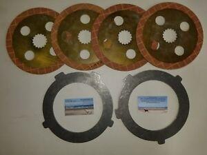 Kubota Brake Brake Discs & Plates for L235 for both sides