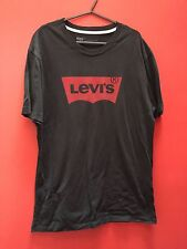 Levi's logotipo en negro Talla M Camiseta ()