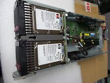 HP ProLiant SB40c 411243-B21 Storage Blade  6 x 600GB SAS HDDs BLC7000 BLC3000