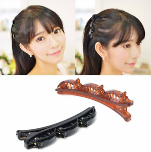 2020 NEW Double Bangs Hairstyle Hairpin