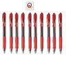 Pilot G-2 07 Retractable Pen Gel Ink 0.7mm Extra Fine Rollerball BallPoint Red