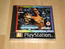 SHADOWMAN SHADOW MAN BY ACCLAIM FOR PLAY STATION 1 PS1 BRAND NEW FACTORY SEALED