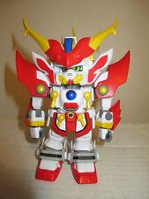 "2003 SD Gundam 5"" Musha Defender Bakunetsumaru Action Figure Loose Bandai"
