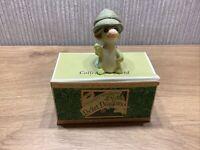 Whimsical World Of Pocket Dragons Figurine Boxed Rare Retired Brave Explorer