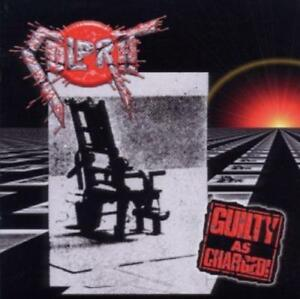 CULPRIT Guilty as charged CD US power metal Heir Apparent 3 bonustracks