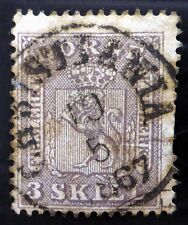 NORWAY 1867 - 3S SG26 Cat £170 NK533