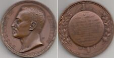 Médaille Française en cuivre Comte De Castellane en mémoire de décembre 1851