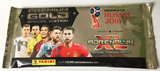 2018 FIFA World Cup Russia Adrenalyn XL - Premium Gold Tüte/ Booster (5xLimited)