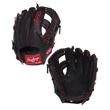 "Rawlings R9 11"" Youth Infield Baseball Glove R9Ypt1-19B - Pro Taper Fit"