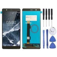 LCD Screen and Digitizer Full Assembly for Nokia 5.1  replacement repair parts