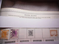 Hong Kong Stamps 3 Stamps O Used & * Unused 81-2B30