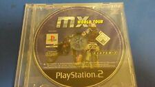 MX WORLD TOUR PLAYSTATION 2 PS2 (DISC ONLY)- FREE POST