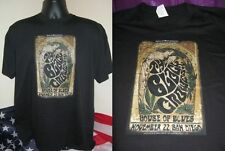THE BLACK CROWES- SAN DIEGO HOUSE OF BLUES PRINT T SHIRT- BLACK- LARGE