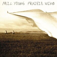 Neil Young - Prairie Wind (NEW CD)