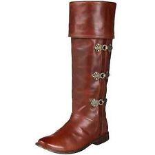 Think Stiefel mit Absatz Kleiner als 3 cm für Damen