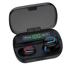 Tws Earphones Wireless Earbuds Headphones Charging Case Sound for Smartphones