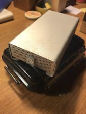 G-Technology G-RAID mini 1TB Dual-Drive Storage System 7200rpm PELI HARD CASE