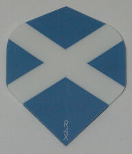 3 Sets (9 Flights) Ruthless - ST ANDREW SCOTLAND FLAG Standard - Free Ship 1850