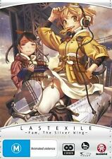 Lastexile-Fam - The Silver Wing : Collection 1 (DVD, 2013, 2-Disc Set)-REGION 4