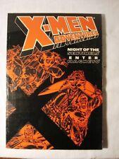 X-Men Adventures Volume 1: Night of the Sentinels, Enter Magneto Fp Fn/Vf