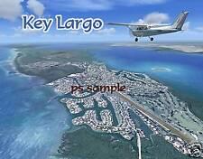 Florida - KEY LARGO - Travel Souvenir Magnet