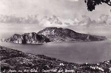 SANT'AGATA SUI DUE GOLFI - Capri vista dal Deserto 1962