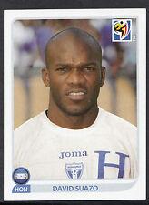 Panini Football Sticker - 2010 World Cup - No 617 - Honduras - David Suazo