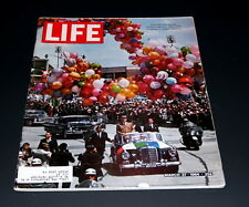 LIFE MAGAZINE MARCH 27 TH 1964 CHARLES DE GAULLE ENTERS MEXICO CITY