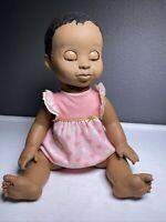 Luvabella Hispanic Girl Interactive Doll by Spinmaster  Luva Bella Babydoll~Rare