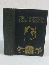 Franklin K. Mathiews THE BOY SCOUTS BOOK OF STORIES 1919 D. Appleton, NY Illustd