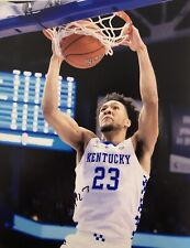 EJ Montgomery Signed Autographed Kentucky Wildcats 8x10 Photo Top 10 Coa