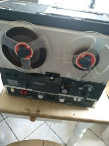 SONY TC-500a REEL TO REEL VACUUM TUBE TAPE RECORDER