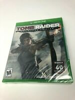 Brand New & Sealed Tomb Raider: Definitive Edition for Xbox One