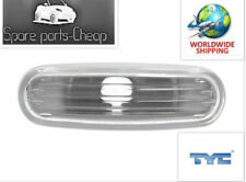 Side Marker Light Clear RIGHT=LEFT Fits ABARTH CITROEN Nemo FIAT LANCIA 1999-