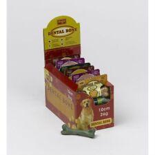 DENTAL BONE 10 cm snack  de clorofila 5 unidades