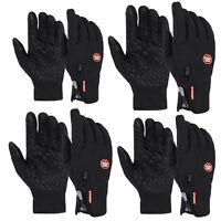 Radfahren Handschuh Winterhandschuhe Fahrrad motorrad Gloves touch-Handschuhe