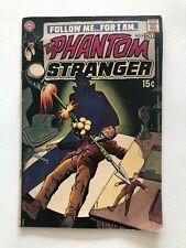 THE PHANTOM STRANGER: No.9, Vintage 1970 DC Original not graded